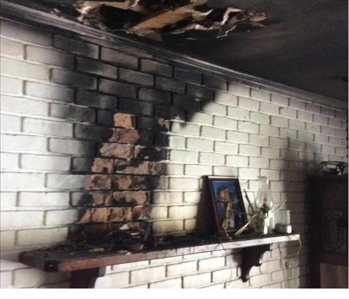 Candle Causes Fire in Ascension Parish Home