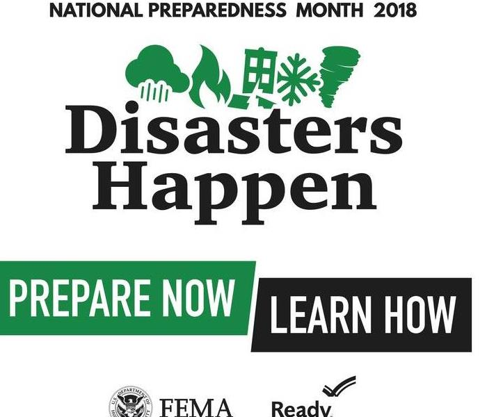 Storm Damage National Preparedness Month