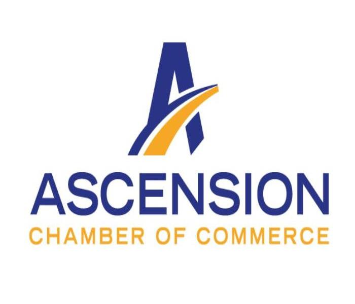 Community SERVPRO of Ascension Parish is a member of Ascension Chamber of Commerce