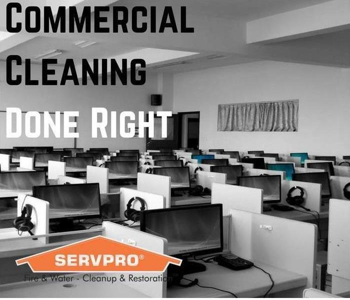 Commercial Commercial Cleaning Services