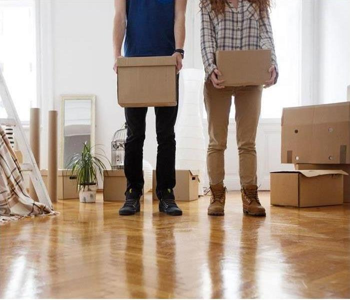 General Moving In or Moving Out: SERVPRO® of Ascension Parish Can Restore Your Home