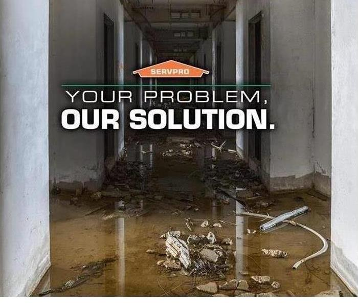 Commercial Commercial Services: Water Damage Restoration